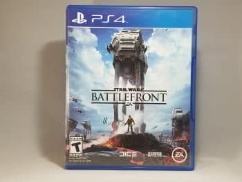 Star Wars Battlefront Front