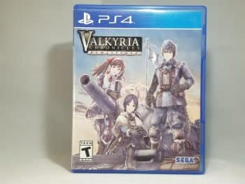 Valkyria Chronicles Remastered Front