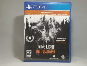 Dying Light The Following Front