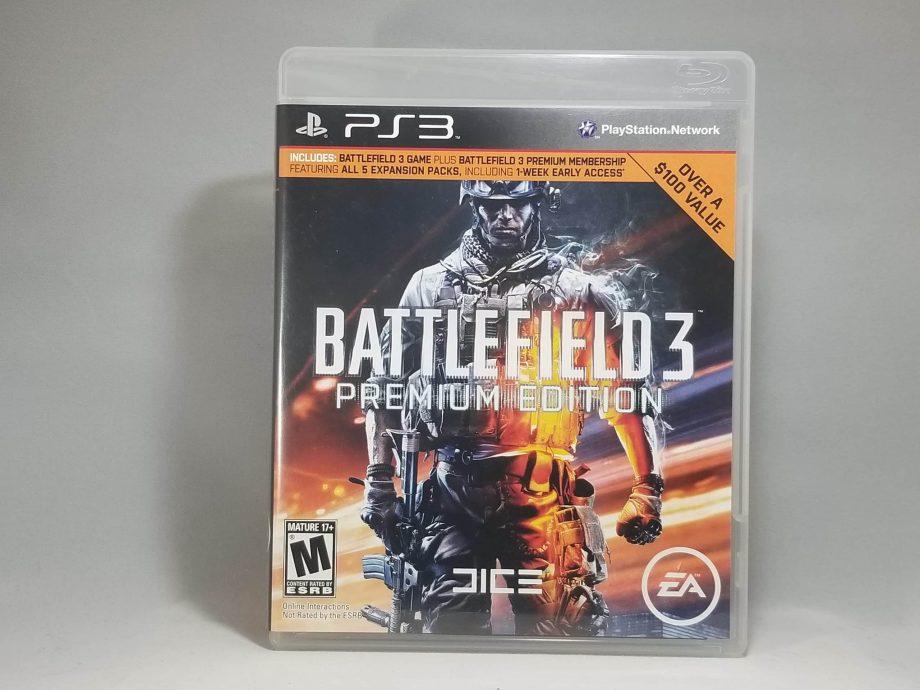Battlefield 3 Premium Edition Front