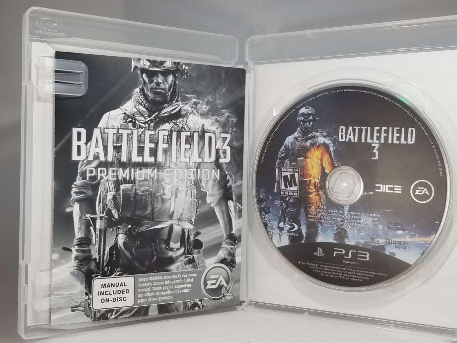 Battlefield 3 Premium Edition Disc