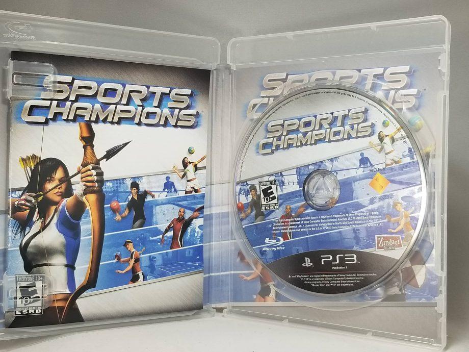 Sports Champions Disc