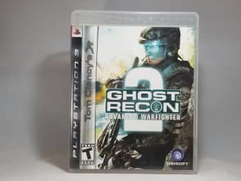 Tom Clancy's Ghost Recon Advance Warfighter 2 Front