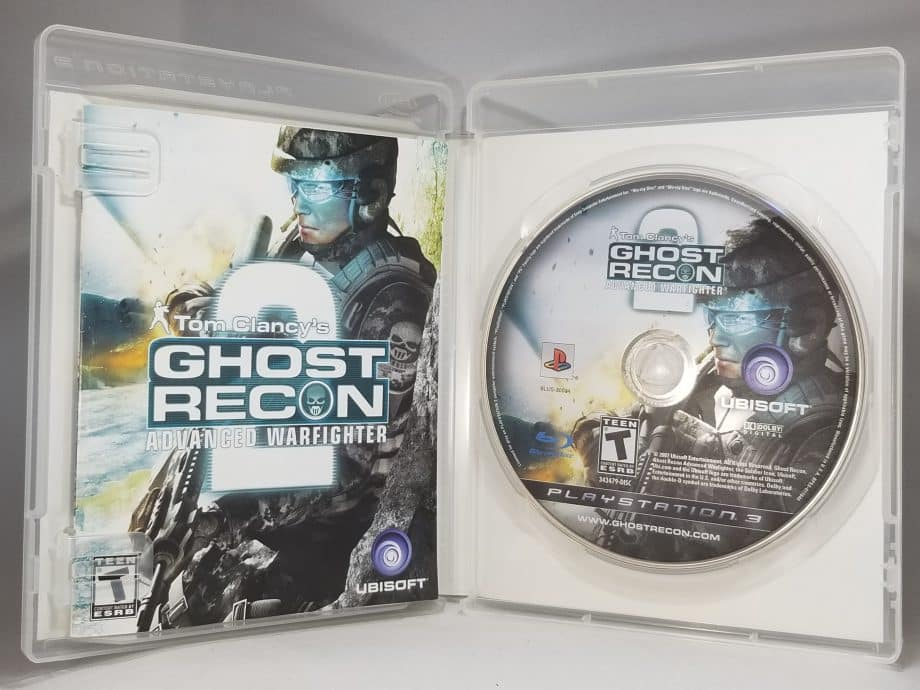 Tom Clancy's Ghost Recon Advance Warfighter 2 Disc
