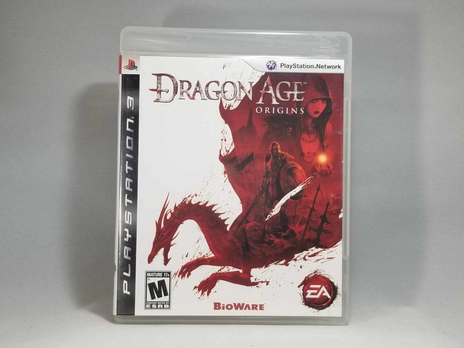 Dragon Age Origins Front