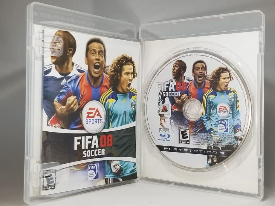 Fifa Soccer 08 Disc