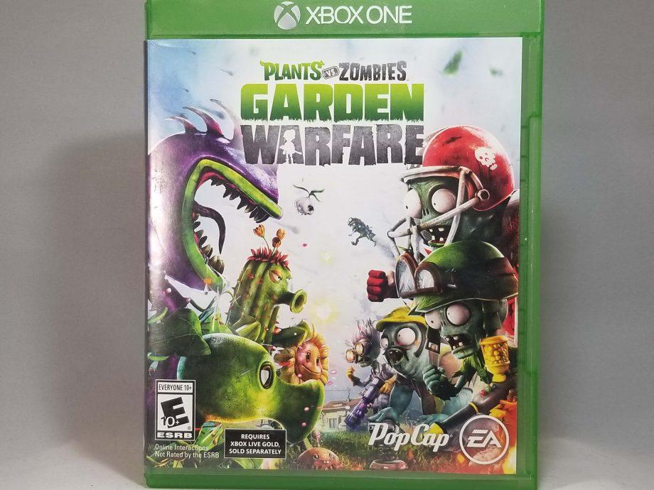 Plants VS Zombies Garden Warfare Front