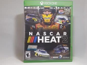 Nascar Heat 2 Front