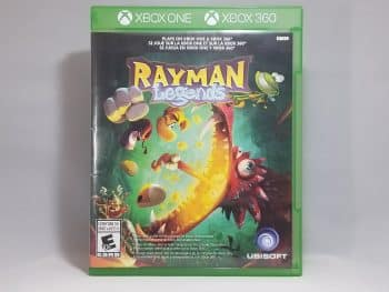 Rayman Legends Front