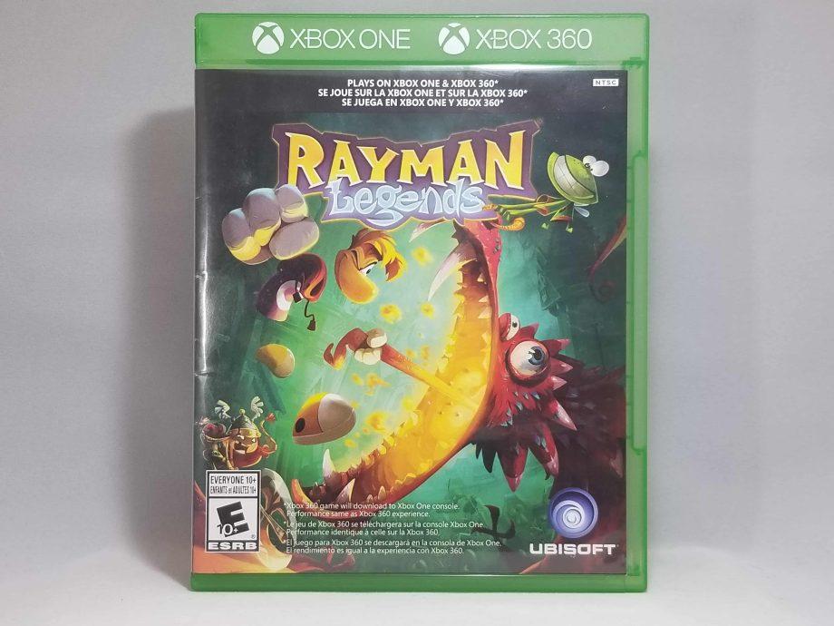 Rayman Legends Front