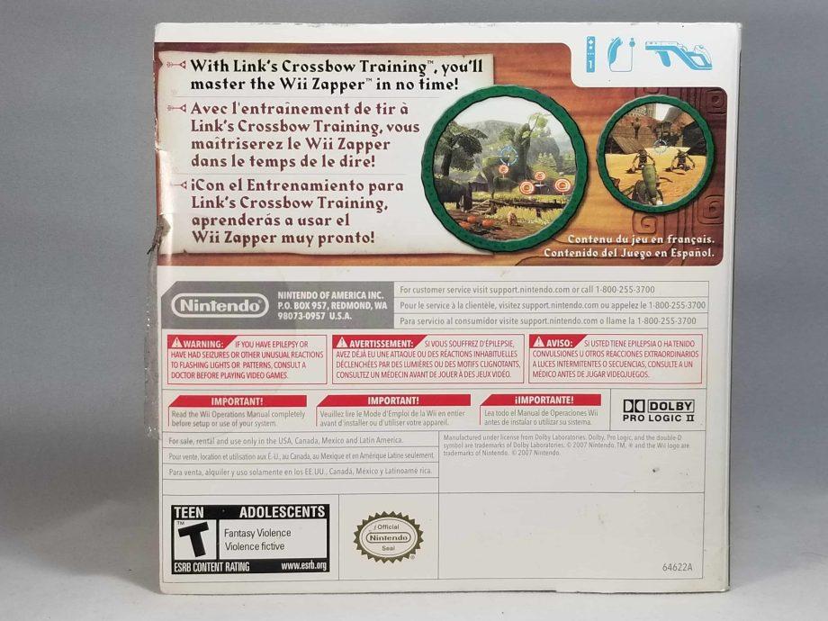 Link's Crossbow Training Back