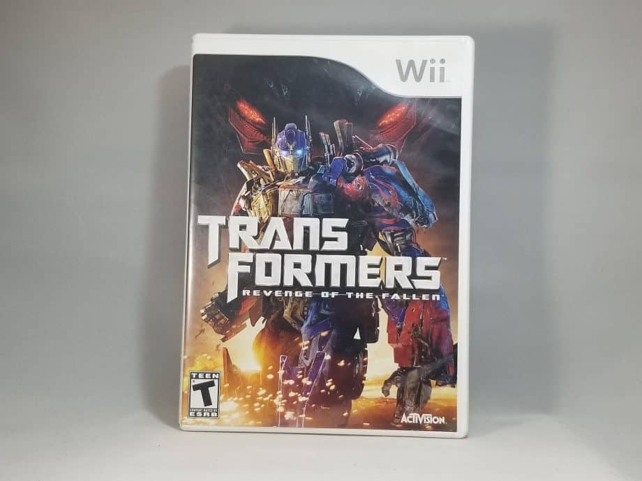 Transformers Revenge Of The Fallen Front