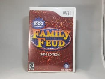 Family Feud 2010 Edition Front