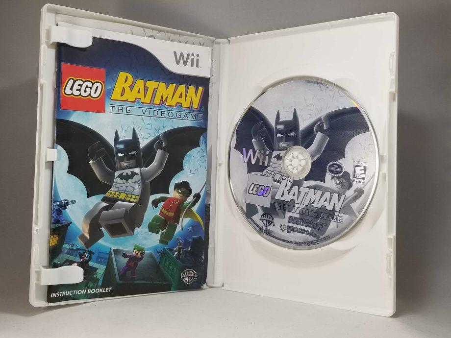 Lego Batman The Video Game Disc