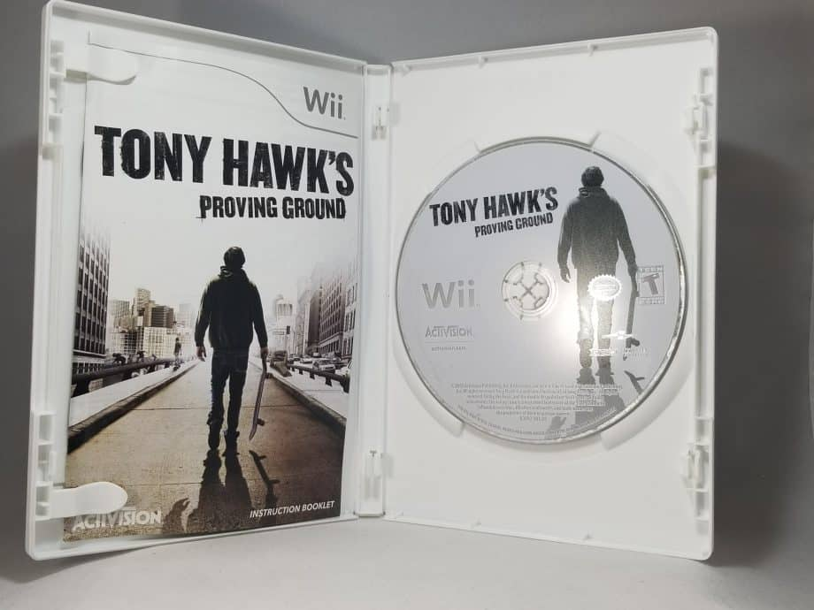 Tony Hawk's Proving Grounds Disc