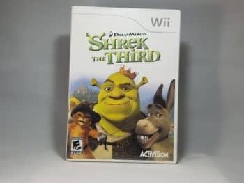 Shrek The Third Front