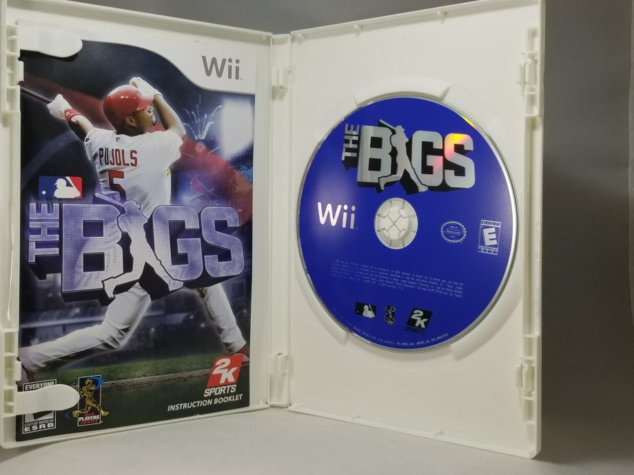 The Bigs Disc