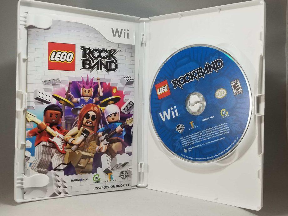 Lego Rock Band Disc