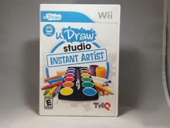 UDraw Studio Instant Artist Front