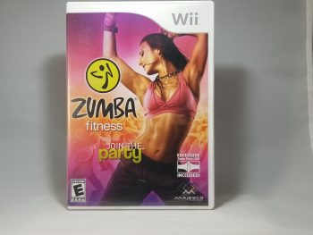 Zumba Fitness Join The Party Front
