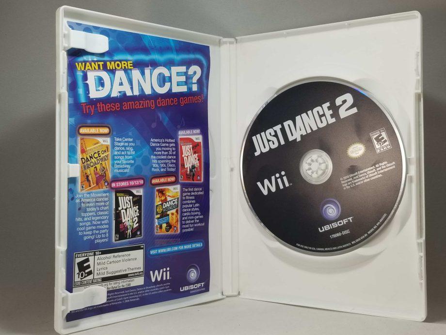 Just Dance 2 Disc