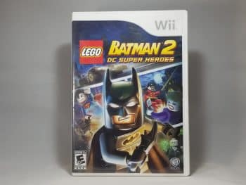 Lego Batman 2 DC Super Heroes Front