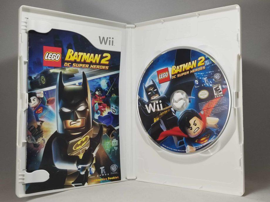 Lego Batman 2 DC Super Heroes Disc