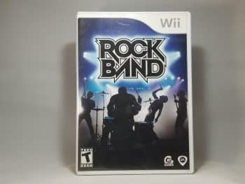 Rock Band Front
