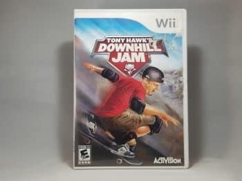 Tony Hawk's Downhill Jam Front