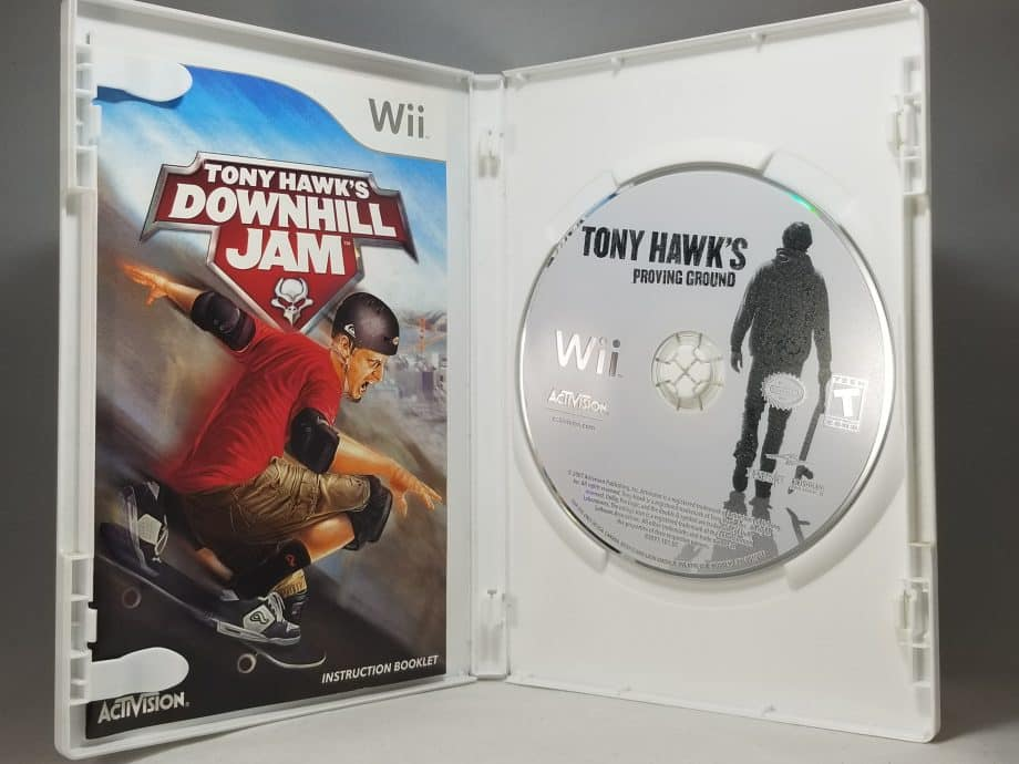 Tony Hawk's Downhill Jam Disc