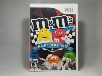 M&M's Kart Racing Front