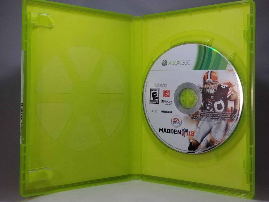Madden NFL 12 Disc
