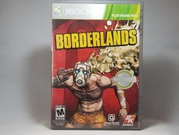 Borderlands Front