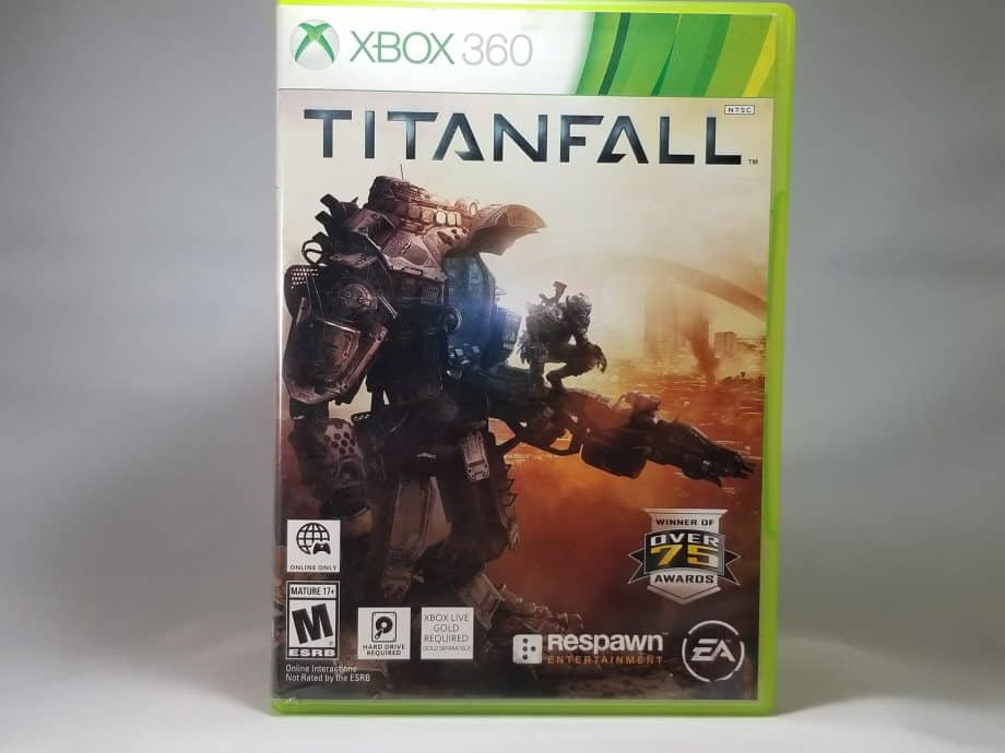 Titanfall Front