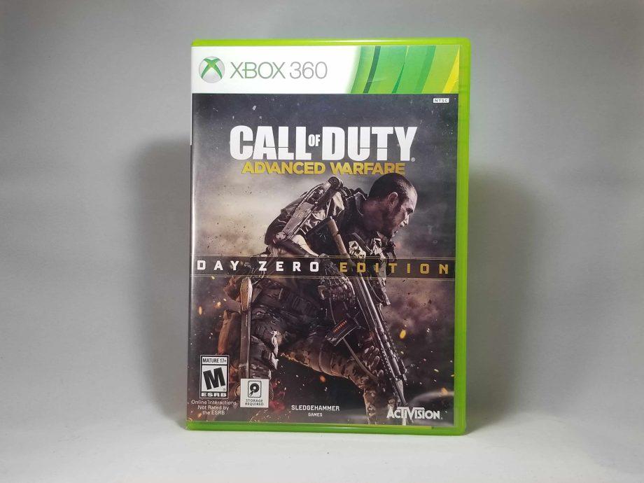 Call Of Duty Advanced Warfare Day Zero Edition Front