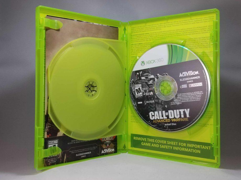 Call Of Duty Advanced Warfare Day Zero Edition Disc 2