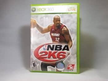 NBA 2K6 Front