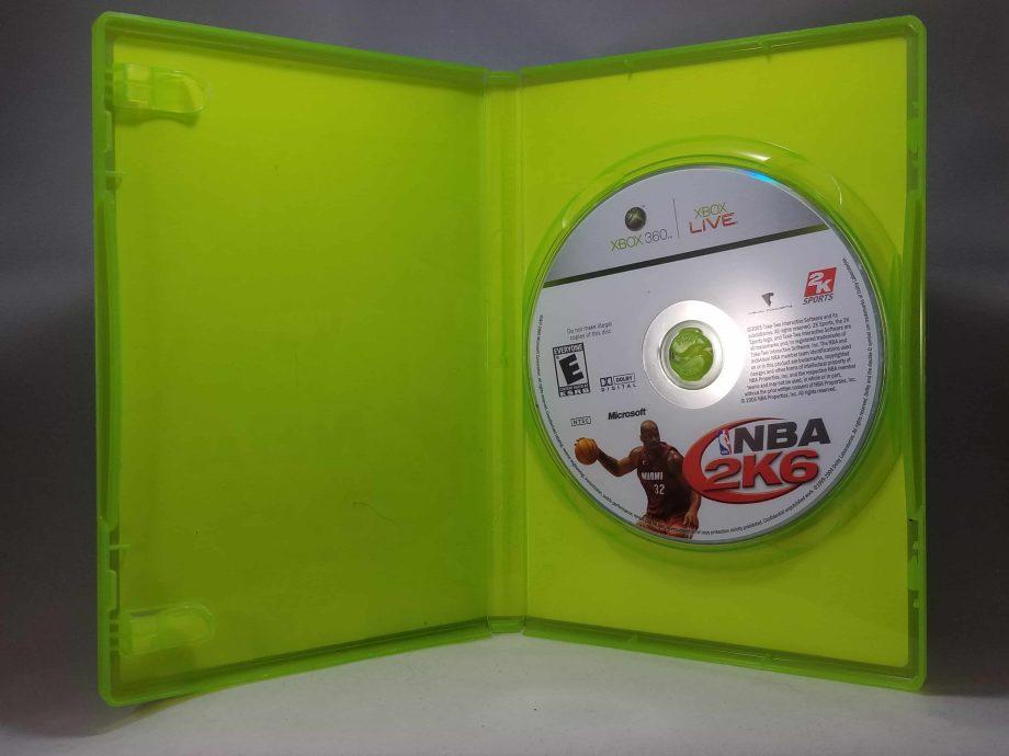 NBA 2K6 Disc