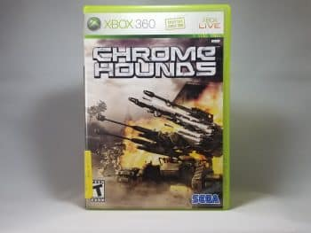 Chrome Hounds Front