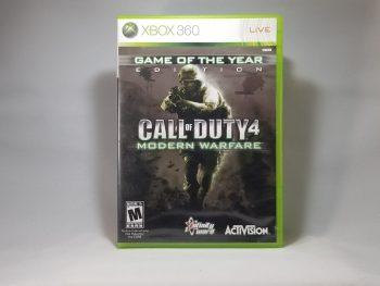 Call Of Duty Modern Warfare 4 Front