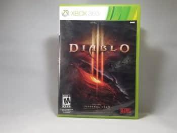 Diablo III Front