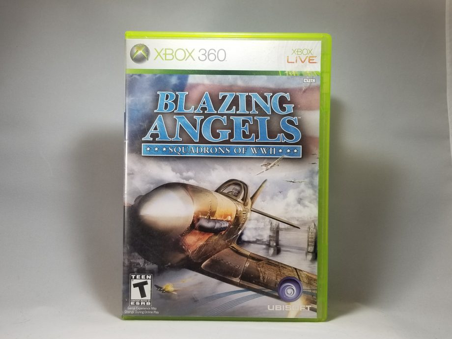Blazing Angels Squadrons Of WWII Front