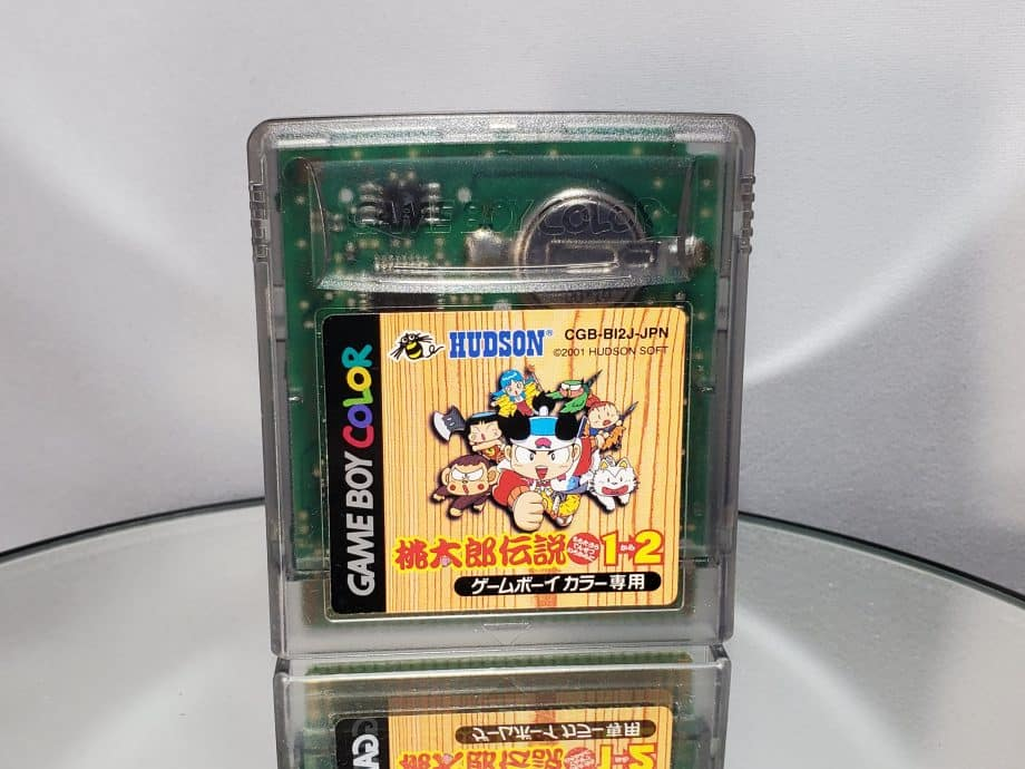 Momotarou Densetsu 1-2 (JPN Import)