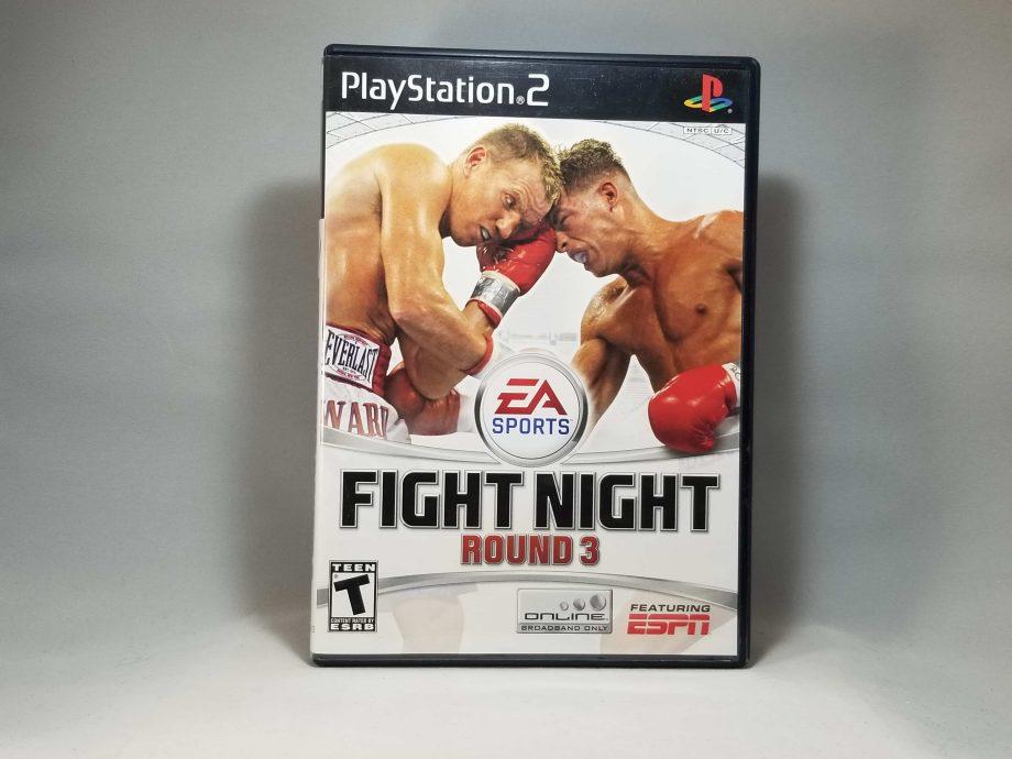 Fight Night Round 3 Front