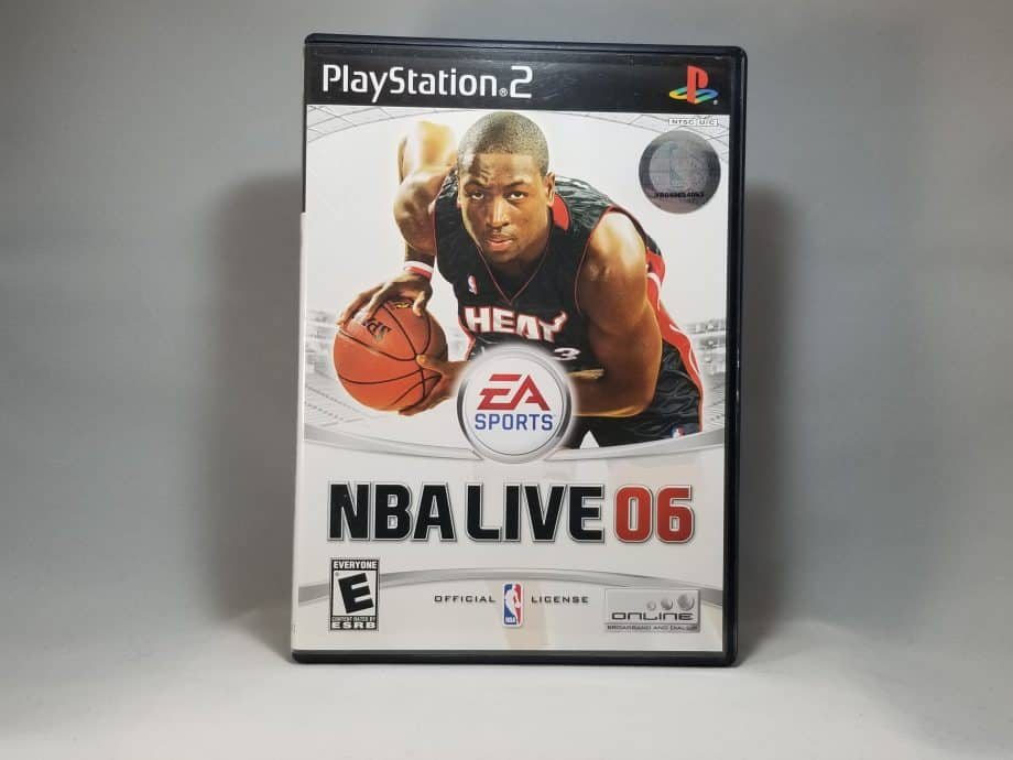 NBA Live 06 Front