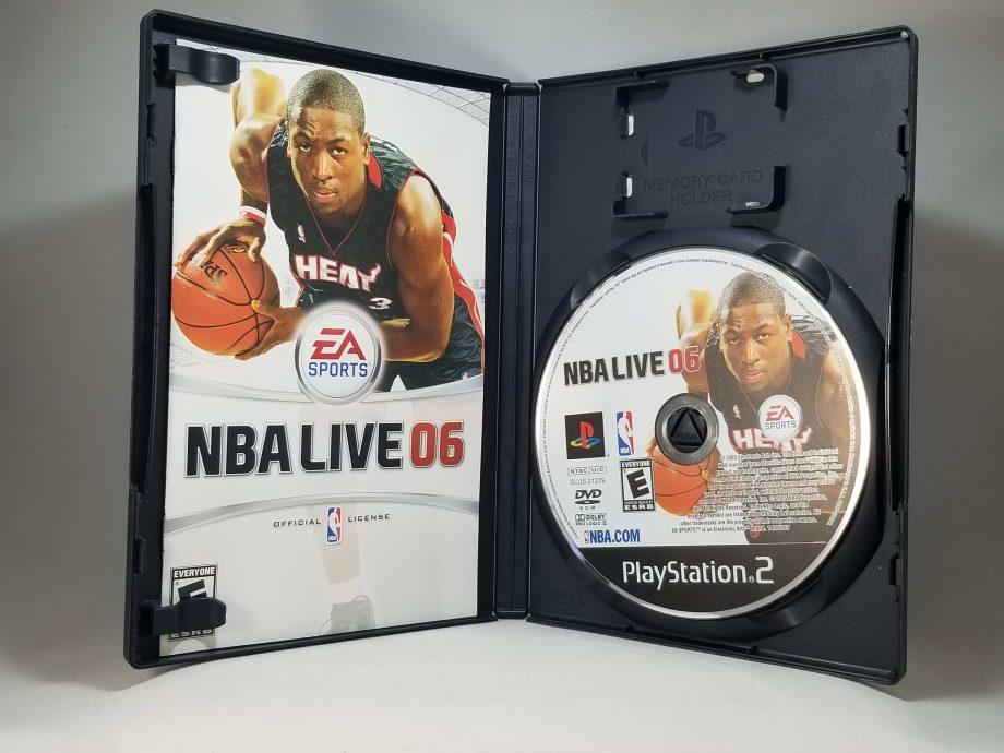 NBA Live 06 Disc