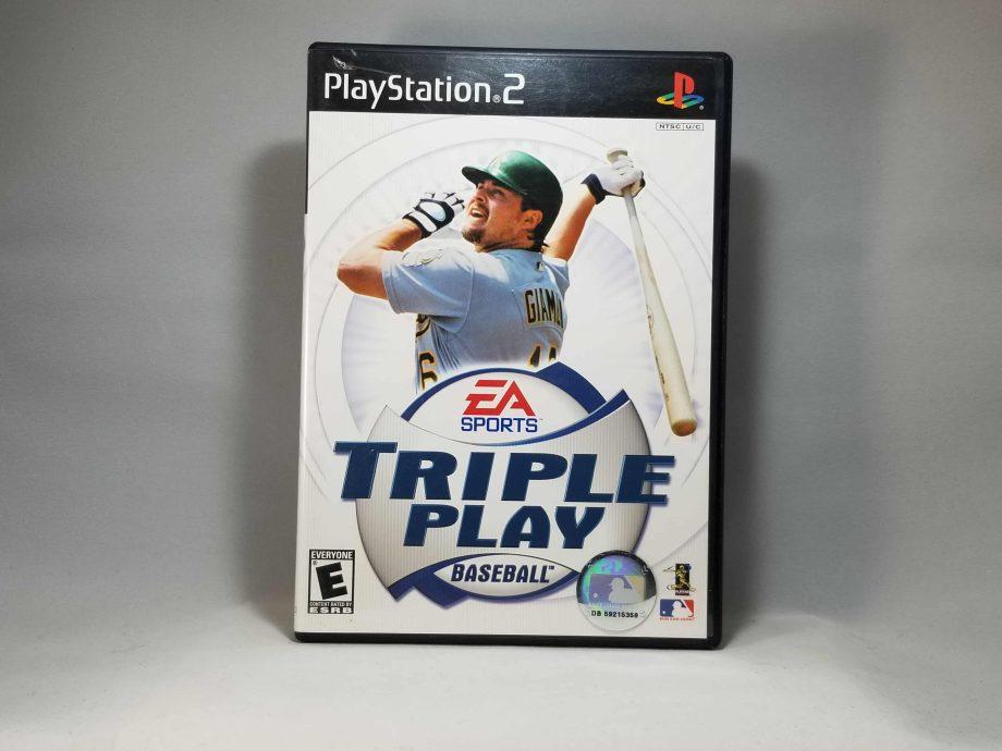 Triple Play Baseball Front