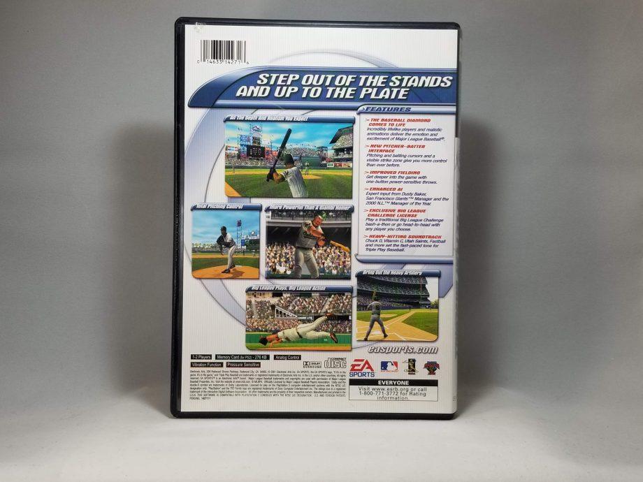 Triple Play Baseball Disc