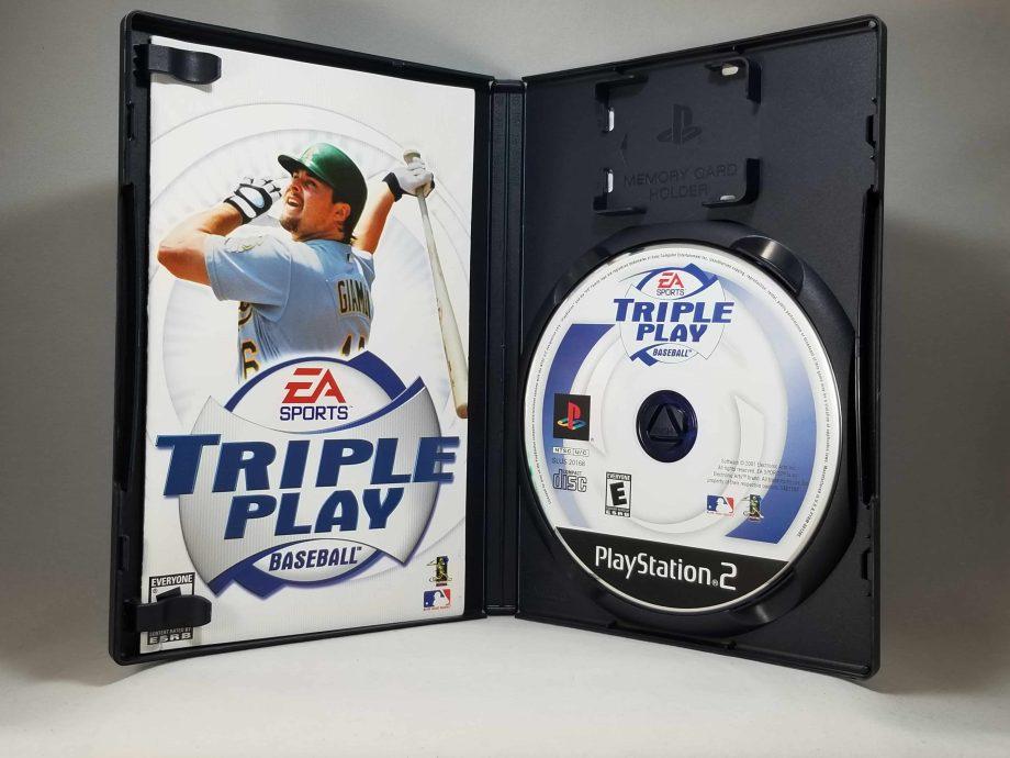 Triple Play Baseball Back