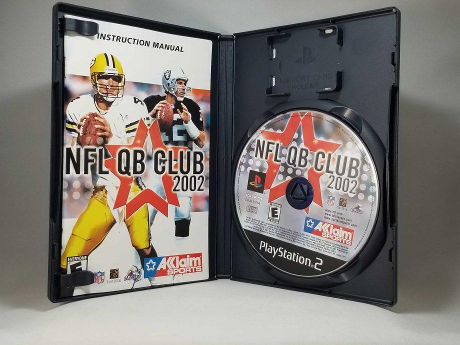 NFL QB Club 2002 Disc